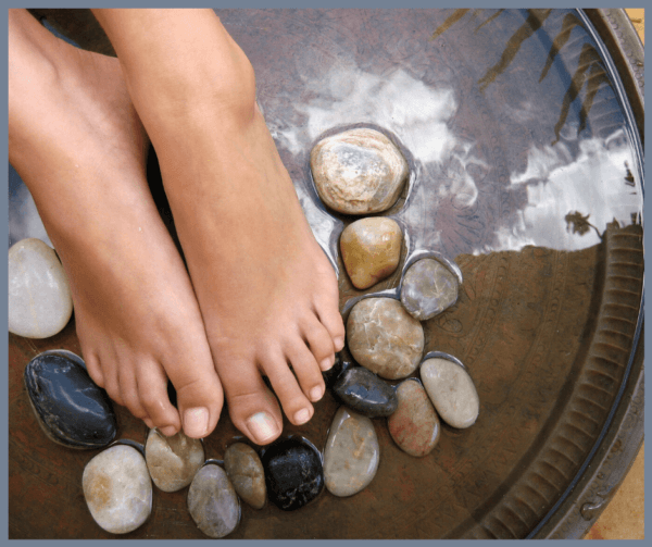 Tibetan Foot Soak