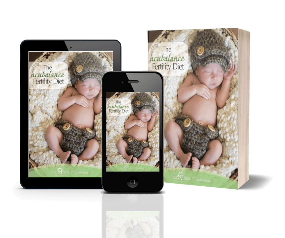The Acubalance Fertility Diet eBook